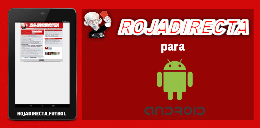 rojadirecta android