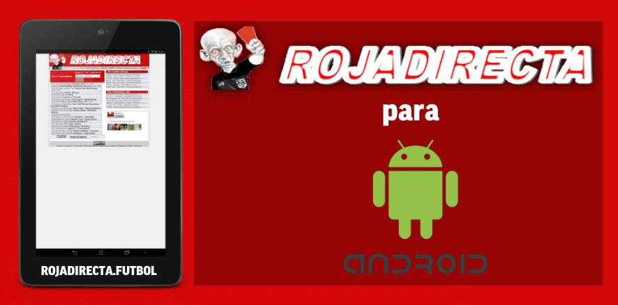 rojadirecta android