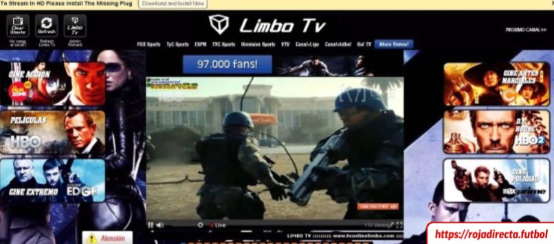 limbo tv