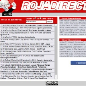 ROJADIRECTA - Alternativas para ver fútbol gratis
